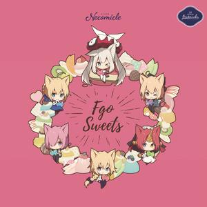 【予約受付中】FGO Sweets Tシャツ
