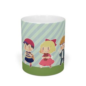 MOTHER2マグカップ(ストライプ柄)