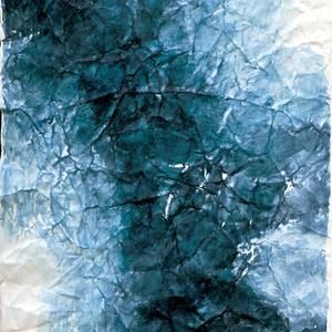 素材ブルー