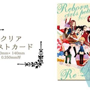 【Re:Dolce】プチオンリーセット(パンフセット+スケジュール帳)