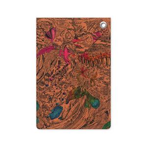 2016マツーモ パスケース(クラフトカラー)