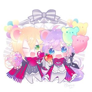 Endroll Diary / アクリルスタンドフィギュア -party ver-