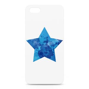 あおいろお星様iPhoneケース