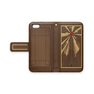 TOI-R コンウェイ 本型iPhoneケース