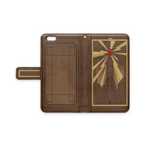TOI-R コンウェイ 本型iPhone6 plus ケース