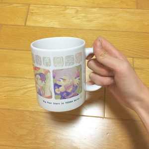 手塚作品マグカップ
