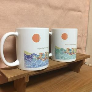 兵庫水軍マグカップ
