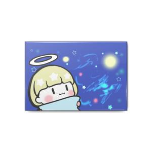 うちゅうかみ缶ばっじ -SPACE GOD-