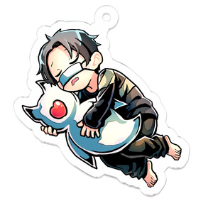 【コレコレ】アクキー(寝てる)
