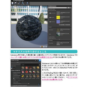 UnrealEngine4マテリアルレシピ0章