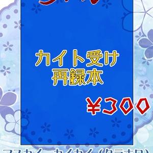 カイト受け再録本【ボカロ】