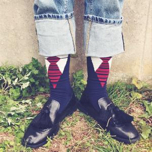 雷神とリーマン靴下