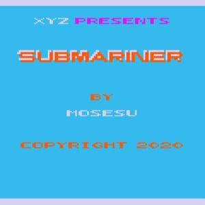 サブマリナー for PC-6001