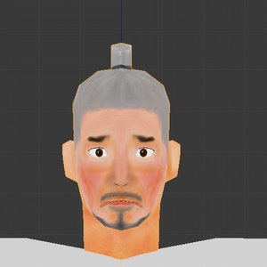 【3Dモデル】tonosama【△4992】