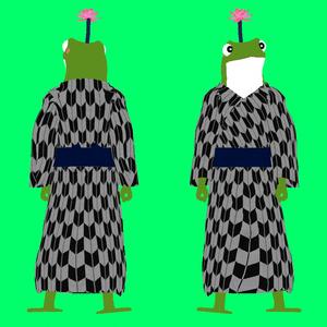 【3Dモデル】hasusaburo【△29820】