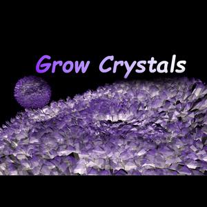 Grow Crystals + 水晶の置物△188