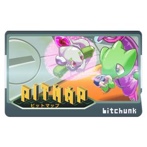【PITMAP】パッケージ season.01 ICカードステッカー