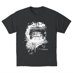 『触手を売る店』Tシャツ