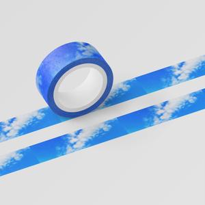 BLUE SKY(ブルースカイ) マスキングテープ