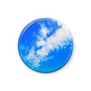 BLUE SKY(ブルースカイ) 缶バッジ