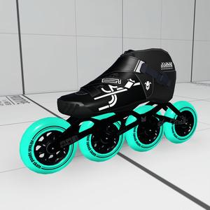 [3Dモデル]インラインスピードスケート