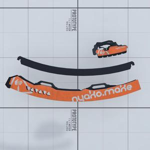 [3Dモデル]替刃式ブレード