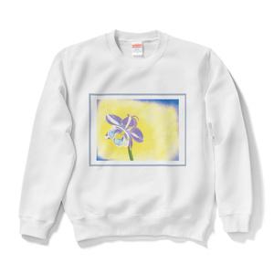 オダマキの花パーカー