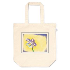 オダマキの花 トートバッグ (単一サイズ)