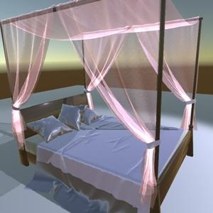 うどん猫製ベッド