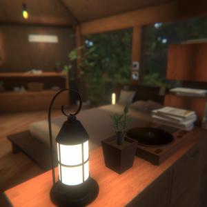 【VRC向けワールド】Tree house: Nest【2019、SDK3対応済み】