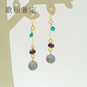 【刀剣乱舞 イメージピアス・イヤリング】style-1 〜第2弾〜