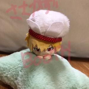 うさぎさんベレー帽(小)