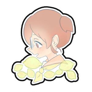 イナゴ 速水鶴正アクリルキーホルダー(白)