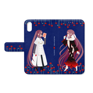 Fate / 虞美人 手帳型iPhoneケース