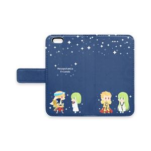 Fate / 星空メソポタ iPhoneケース