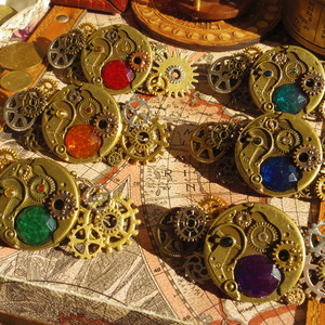 七色宝珠の機関部