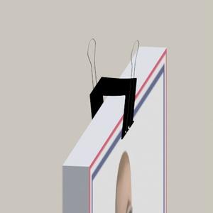 【3Dモデル】ダブルクリップ