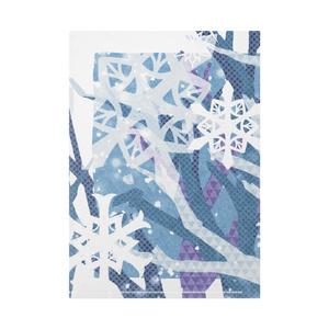 「冬の森」クリアファイル