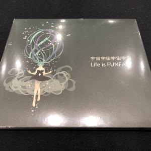 2nd FULL ALBUM「Life is FUNFARE」+ 特典付
