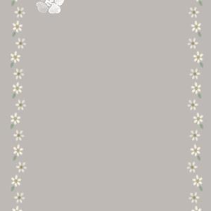 オリジナル「双子」ポストカード