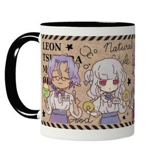 雪花庭のクレデンテ cafe風マグカップ