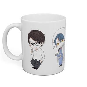 神城代理くんマグカップ