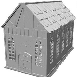 ファンタジーな教会