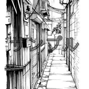 街並みセット01