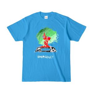 「熱中症」Tシャツ