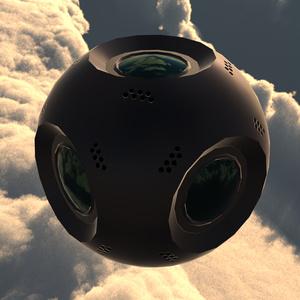 VRChat用全天球カメラ