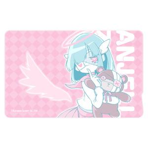 ゾンビ彼女2-天使ゾンビちゃん-ICカードステッカー2枚[RED]