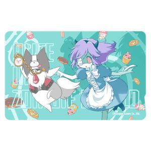 ゾンビ姉妹-アリス-ICカードステッカー2枚