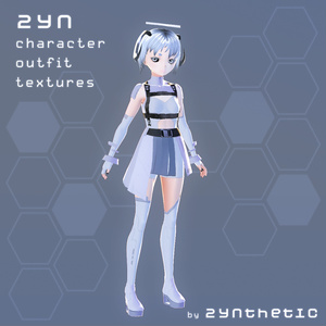 [2YN] Character Outfit Textures