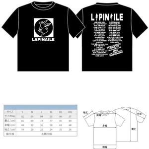 LAPINAILE Tシャツ